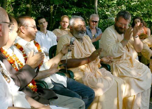 Deity Installation & WVA Meeting Berlin 2006