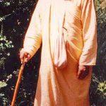 Srila B.S. Damodar Maharaja Leaves the World