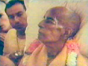 Srilla B.S. Damodar Maharaja