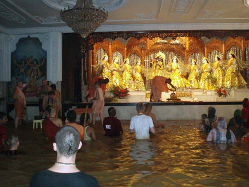 Mayapur Floods