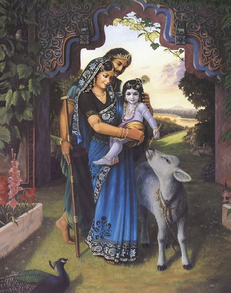 krishnafamily