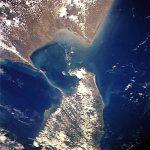 NASA Images Reveal Bridge to Sri Lanka