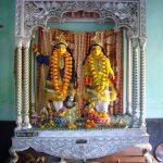Sri Sri Gaura-Nitai at Vidyanagara
