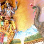 The Saving of Gajendra