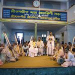 Gaudiya Mission visiting Yogapith