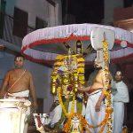Hanuman procession in Vrindavan