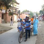 Harinam on Bhaktisiddhanta Road