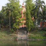 Prabhupada's Samadhi in Mayapur
