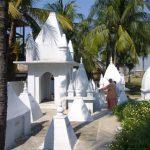 Vaishnava Samadhis, Mayapur