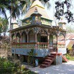 Radha Krishna temple at Mamgatchi