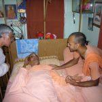 Meeting Srila Bhakti Kumud Santa Maharaja