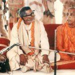 Srila Prabhupada & Srila Sridhar Maharaj