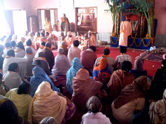 devotees