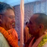 Meeting an old friend as a new sannyasi