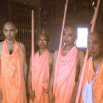 New Sannyasis at Sri Caitanya Gaudiya Math