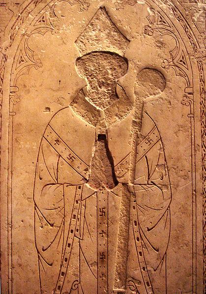 tombstone-abbot-simon-de-gillans1345paris