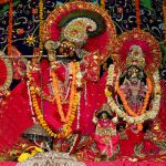 Radha Damodar mandir in Jaipur restored