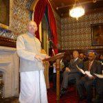 Devotee Teaches Gita to British Parliament