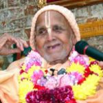 Srila B.V. Puri Maharaja leaves the world