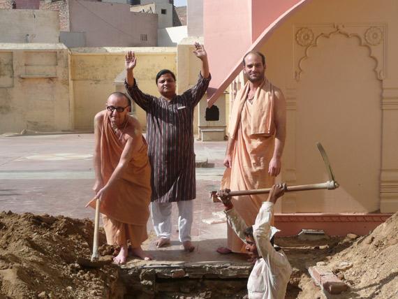 Rupa_Goswami_Samadhi