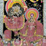 Sri Sri Radha Madana Gopal at Sri Advaita Vata