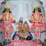Sri Sri Nitai Gauranga at Shringara Vata