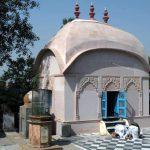 Samadhi of Srila Sanatan Goswami