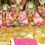 Sri Sri Radha Damodar Bhog Offering