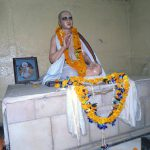 Srila Jiva Gosvami Samadhi