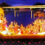 Radha, Krishna, Gopis… and the bridge