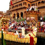 2nd Annual Boat Festival in Yamuna