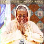 Srila B.S. Govinda Maharaja leaves the world