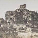Govindaji Temple in the mid 1850s