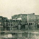 Keshighat, Vrindavan in 1950