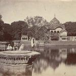 Kushum Sarowar in 1860