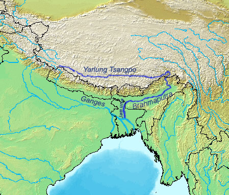 Brahmaputrarivermap.L