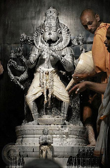 nrsimhamayapur.L
