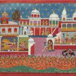 Chitralekha takes Aniruddha to Usha