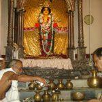 Sri Dhameshwar Abhishek