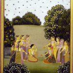 Discovering Krishna's Footprints