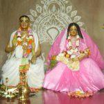 Jagannath Mishra & Sacimata, Yogapith