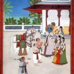 Krishna Meets the Brahmanas