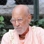 Please Pray and Chant for Srila Narayana Maharaj