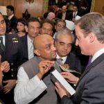 British Prime Minister receives Bhagavad Gita