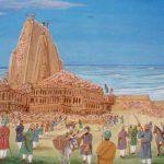 Aurangzeb Destroys Hindu Temple