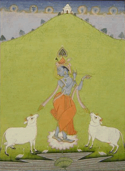 krishna.fluting