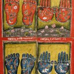 Vishnu's Hands and Feet