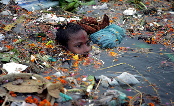 yamuna.pollution