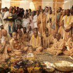 Srila Prabhupada with His Godbrothers