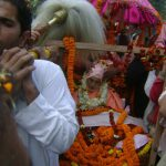Srila Narayan Maharaja Samadhi Photos